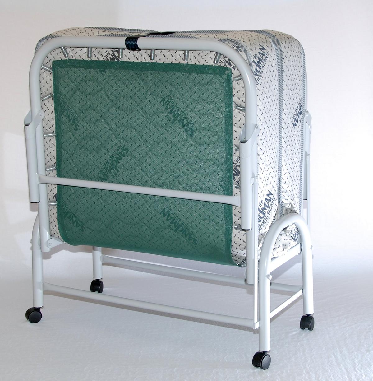 the sandman mattress factory fold away trundle bed. Black Bedroom Furniture Sets. Home Design Ideas